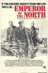 Emperor of the North Pole - 11 x 17 Movie Poster - Style E