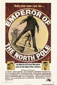 Emperor of the North Pole - 27 x 40 Movie Poster - Style A