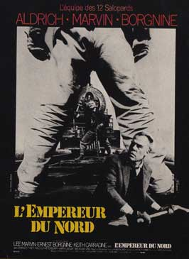 Emperor of the North Pole - 11 x 17 Movie Poster - French Style A