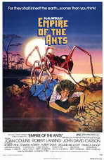 Empire of the Ants - 11 x 17 Movie Poster - Style A