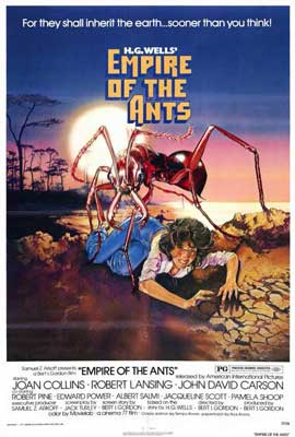 Empire of the Ants - 27 x 40 Movie Poster - Style A