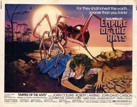 Empire of the Ants - 22 x 28 Movie Poster - Half Sheet Style A