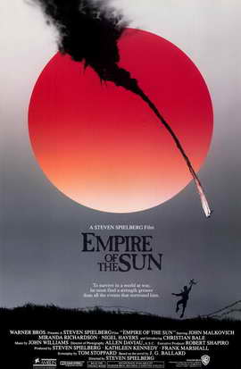 Empire of the Sun - 11 x 17 Movie Poster - Style A