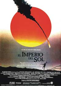 Empire of the Sun - 11 x 17 Movie Poster - Spanish Style A
