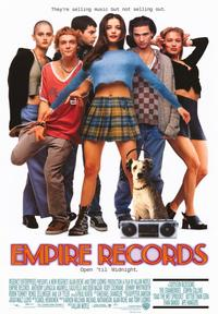 Empire Records - 43 x 62 Movie Poster - Bus Shelter Style A