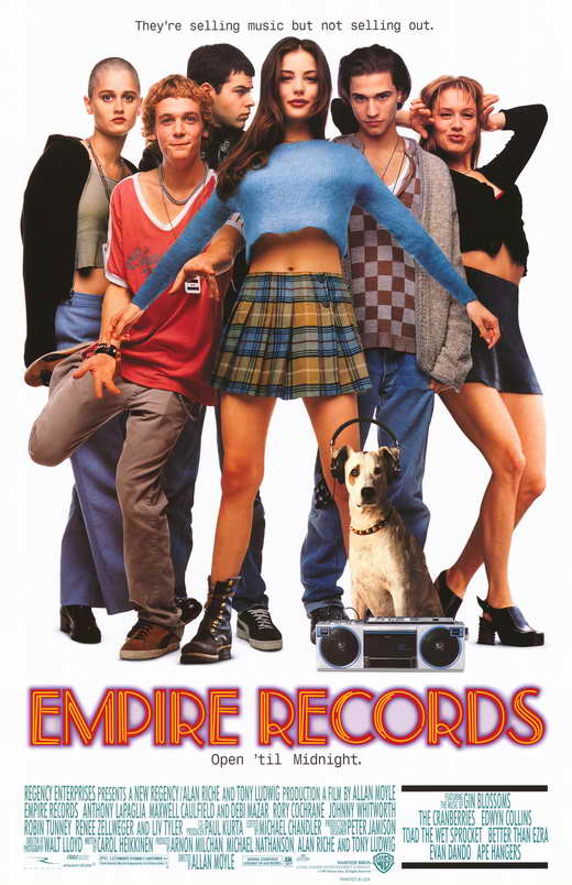 Empire Records Movie Posters From Movie Poster Shop