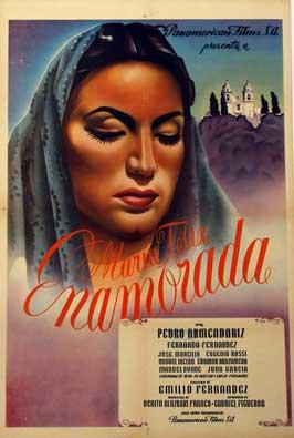 Enamorada - 11 x 17 Movie Poster - Spanish Style A