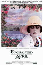 Enchanted April - 11 x 17 Movie Poster - Style A