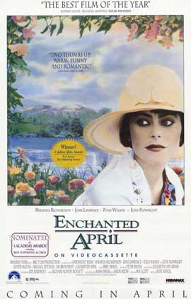 Enchanted April - 11 x 17 Movie Poster - Style B
