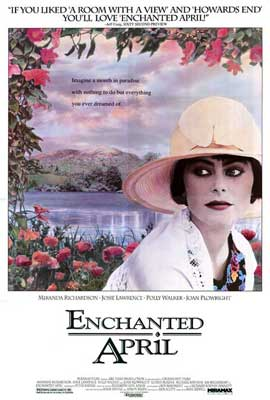 Enchanted April - 27 x 40 Movie Poster - Style A