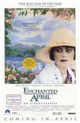 Enchanted April - 27 x 40 Movie Poster - Style B