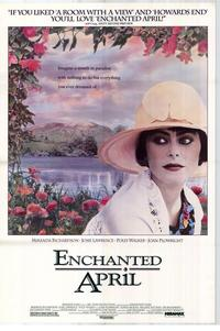 Enchanted April - 43 x 62 Movie Poster - Bus Shelter Style A