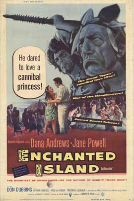 Enchanted Island - 11 x 17 Movie Poster - Style A