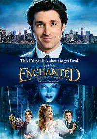 Enchanted - 27 x 40 Movie Poster - Style G