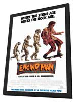 Encino Man - 11 x 17 Movie Poster - Style A - in Deluxe Wood Frame