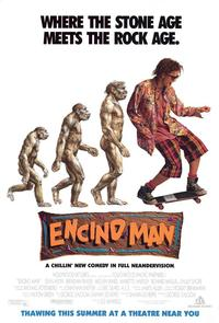 Encino Man - 43 x 62 Movie Poster - Bus Shelter Style A