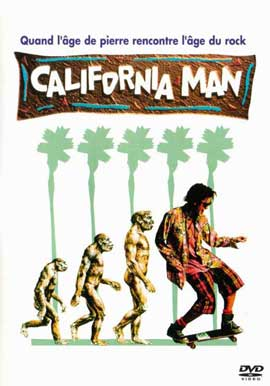 Encino Man - 11 x 17 Movie Poster - French Style A