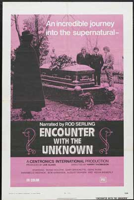 Encounter with the Unknown - 11 x 17 Movie Poster - Style A