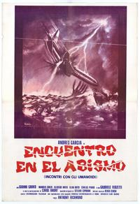 Encuentro en el abismo - 11 x 17 Movie Poster - Spanish Style A