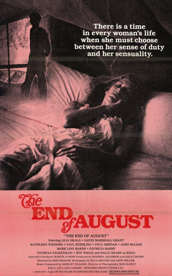 The End of August movie