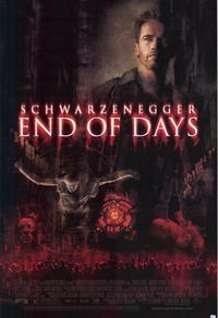 End of Days - 11 x 17 Movie Poster - Style C