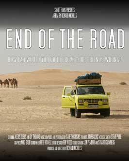 End of the Road - 11 x 17 Movie Poster - UK Style A