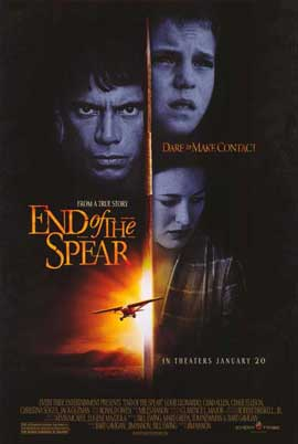 End of the Spear - 11 x 17 Movie Poster - Style A