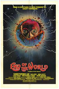 End of the World - 27 x 40 Movie Poster - Style A
