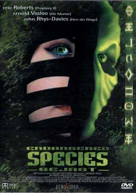 Endangered Species - 11 x 17 Movie Poster - German Style A
