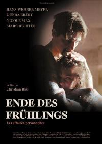 Ende des Fruhlings - 43 x 62 Movie Poster - German Style A