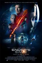 Ender's Game - 27 x 40 Movie Poster - Style B
