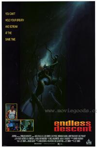 Endless Descent - 27 x 40 Movie Poster - Style A