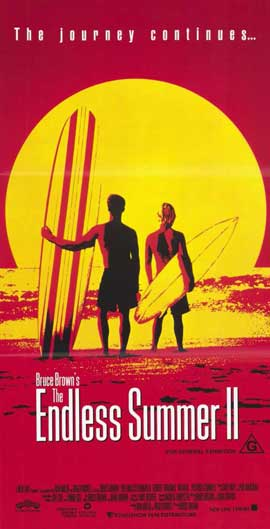 The Endless Summer 2 - 11 x 17 Movie Poster - Style A