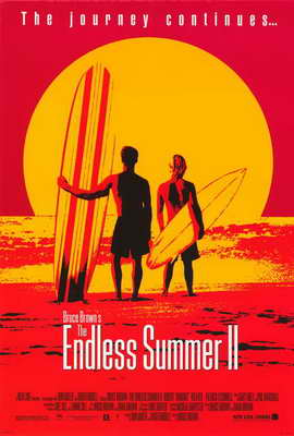 The Endless Summer 2 - 27 x 40 Movie Poster