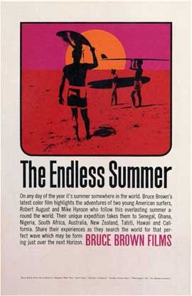 The Endless Summer - 11 x 17 Movie Poster - Style C