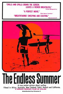 The Endless Summer - 27 x 40 Movie Poster - Style A