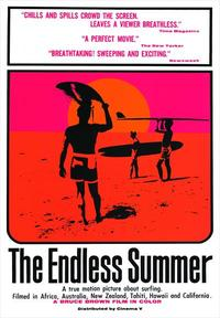 The Endless Summer - 43 x 62 Movie Poster - Bus Shelter Style A