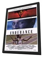 Endurance - 27 x 40 Movie Poster - Style A - in Deluxe Wood Frame