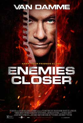 Enemies Closer - 11 x 17 Movie Poster - Style A