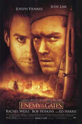 Enemy at the Gates - 11 x 17 Movie Poster - Style A