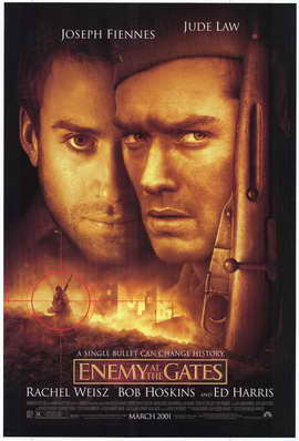 Enemy at the Gates - 27 x 40 Movie Poster - Style A