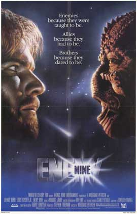 Enemy Mine - 11 x 17 Movie Poster - Style A