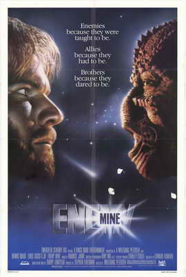 Enemy Mine - 27 x 40 Movie Poster - Style A