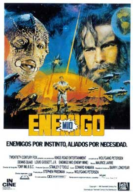 Enemy Mine - 11 x 17 Movie Poster - Spanish Style A