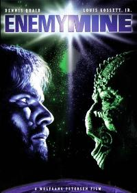 Enemy Mine - 11 x 17 Movie Poster - Style B