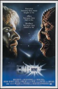 Enemy Mine - 43 x 62 Movie Poster - Bus Shelter Style A