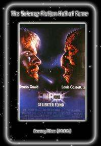 Enemy Mine - 11 x 17 Movie Poster - German Style A