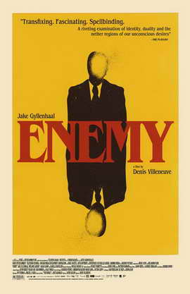 Enemy - 11 x 17 Movie Poster - Style A