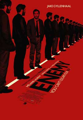 Enemy - 11 x 17 Movie Poster - Canadian Style A