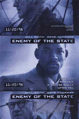 Enemy of the State - 11 x 17 Movie Poster - Style A